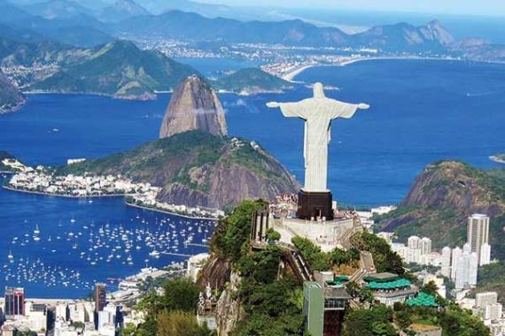 Pielgrzymka Argentyna z Brazylią