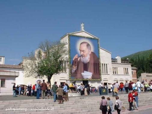 Narodowa pielgrzymka do Ojca Pio