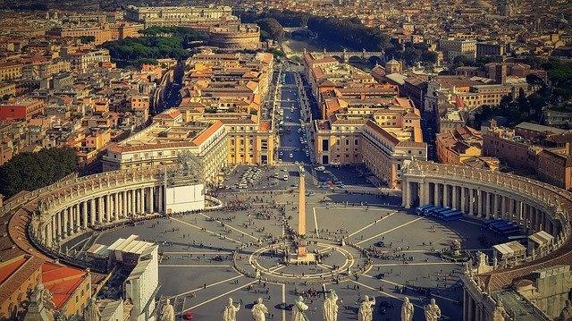 Autokarowa Pielgrzymka do Rzymu - Dzień Papieża