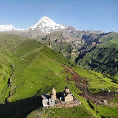 Gruzja - Kaukaska Pielgrzymka