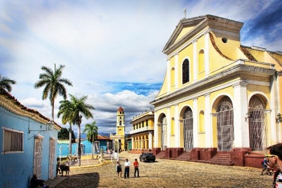 Kuba - Pielgrzymka